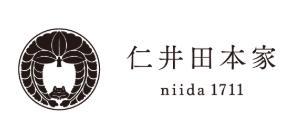 仁井田本家ロゴ