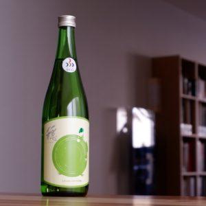 穏純米吟醸 緑蛙